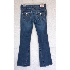 TRUE RELIGION - 'Joey' Flare Jeans